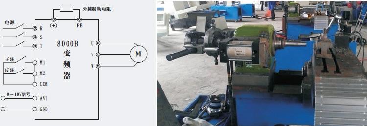 数控车床主轴-广州群科技术有限公司_变频器|水泵专用